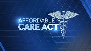 affordable care act presentations - image of words affordable care act