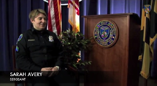 Baltimore Police LGBT Recruitment Video