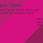 Request an Intake Online or Come to Our Walk-in Hours on Tuesdays From 2-5 PM